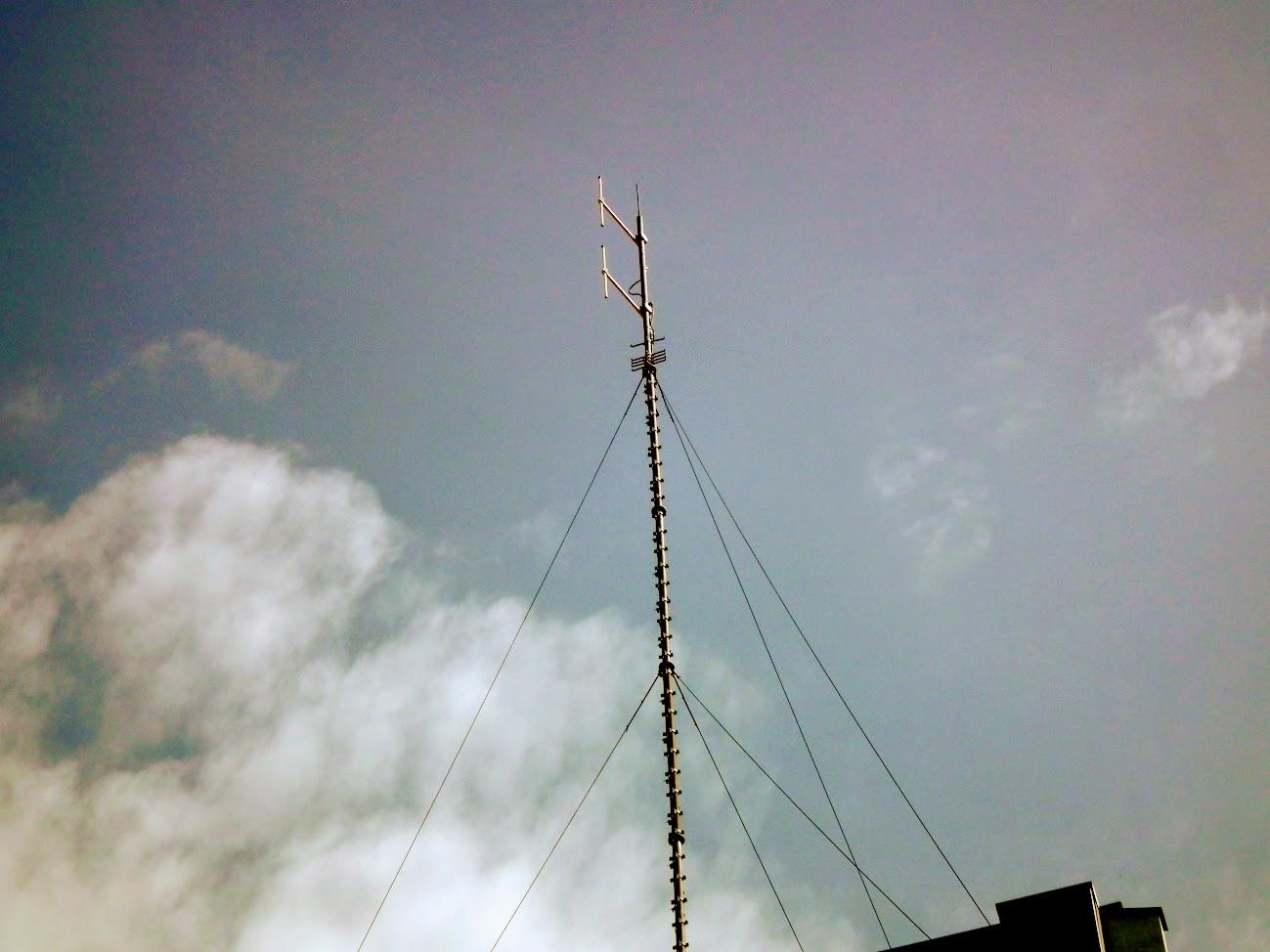Békéscsaba/Telekom torony - helyi URH-FM adóállomás