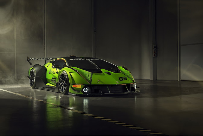 The new Essenza SCV12 is the latest addition to a line-up of track-only hyper Lambos the company has built over time.