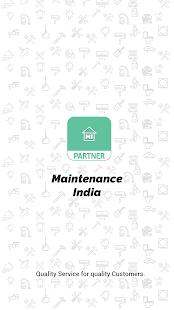 Maintenance India Partner - náhled