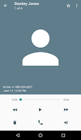 screenshot of Verizon Visual Voicemail