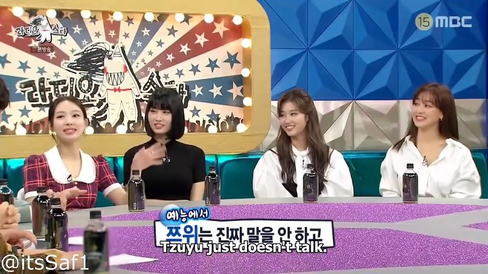 3 twice radio star nayeon