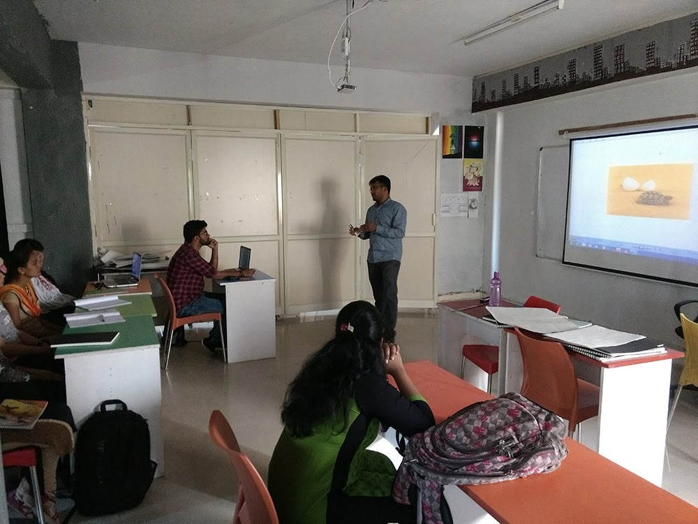 Seminar On Hvac Icat Bangalore For Interior Design Studnets