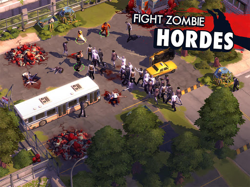 Zombie Anarchy: Survival Strategy Game screenshot 9