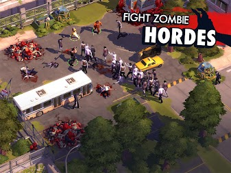Zombie Anarchy: Survival Strategy Game APK screenshot thumbnail 8