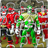Puzzle Jigsaw Rangers Toys