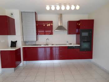 Appartement 4 pièces 80,41 m2