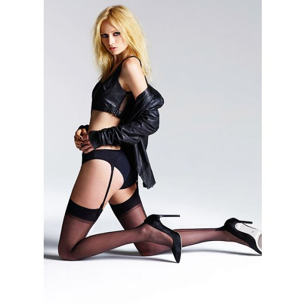 Jonathan Aston Seduction Set Stockings And Suspender