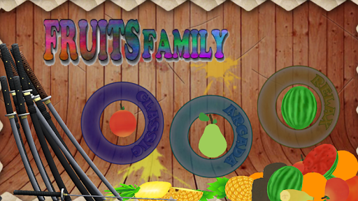 Fruits Family Slice