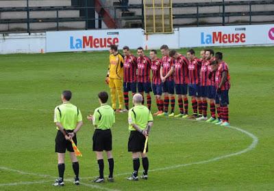 D3B : le FC Liège accroché à Hoogstraten voit Sprimont leur chiper la 6ème place !