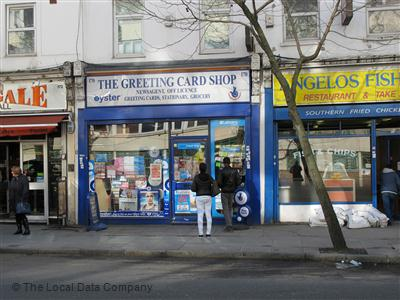 The greeting card shop on lower road newsagents in surrey quays the greeting card shop m4hsunfo