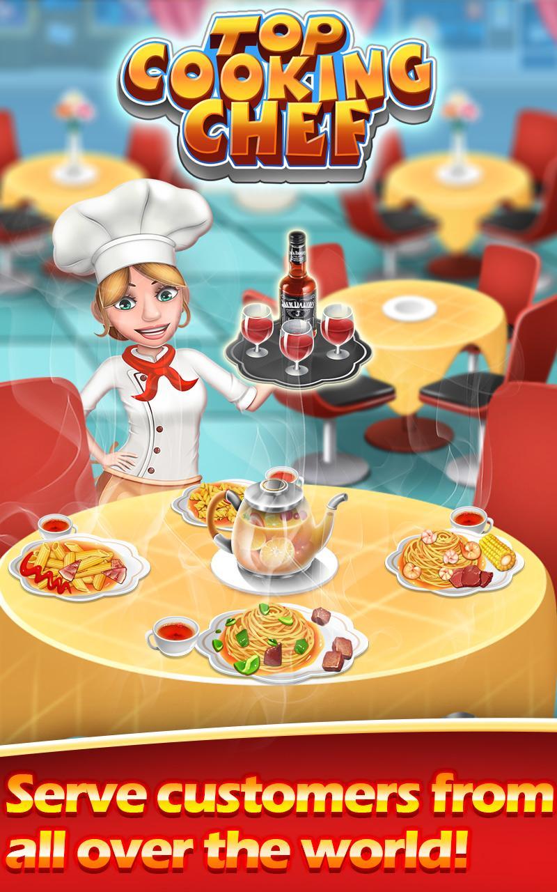 Top Cooking Chef Screenshot 8