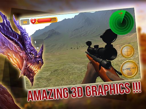無料动作AppのSniper Dragon Slayer Hunter 3D|記事Game