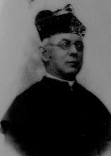 Photo: Jan Pírek, děkan valašskokloboucký v letech 1908-1914.