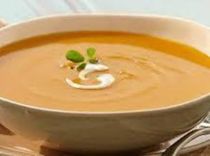Roasted Squash Soup Recipe