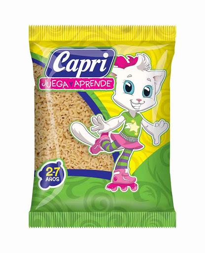 pasta capri pastina letricas 250gr