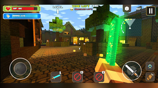 Dungeon Hero: A Survival Games Story 1.71 screenshots 4