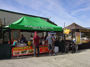Photo: Our food vendor - Nohemi's Catering