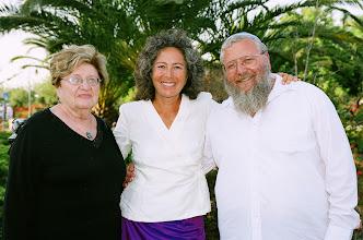 Photo: Blossom and Batsheva Fenster & David Tzohar