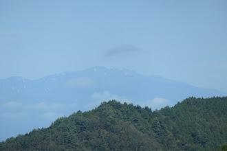 中央アルプス(越百山・南駒ヶ岳・空木岳)