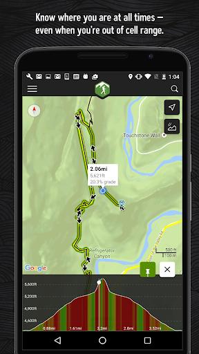 Hiking Project 3.11.0 screenshots 2