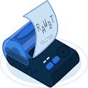RawBT driver for thermal ESC/POS printer icon