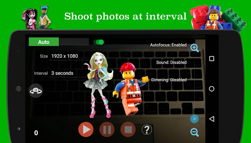 PicPac Stop Motion & TimeLapse  screenshots 1