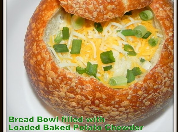 VIDEO FOR: The Pampered Chef Loaded Baked Potato Chowder Recipe http://www.justapinch.com/video/view/eq11TBwcltDPOTUJQBqFvw