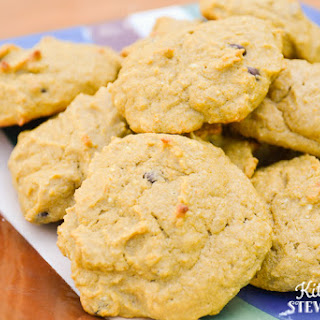 Simple Soaked Gluten Free Squash Cookies.
