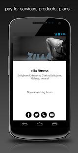 Zilla Fitness - náhled