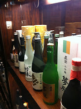 Photo: Sake Cabinet @ Aburiya Kinnosuke