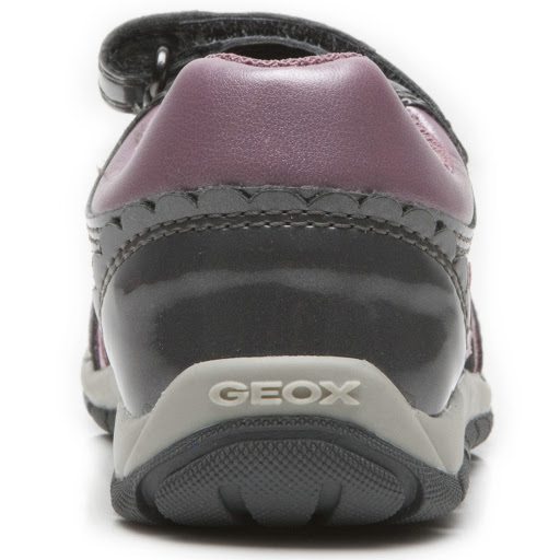 Thumbnail images of Geox Baby Shaax Trainer