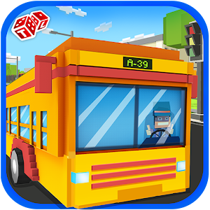 Little Bus City Driver for PC and MAC
