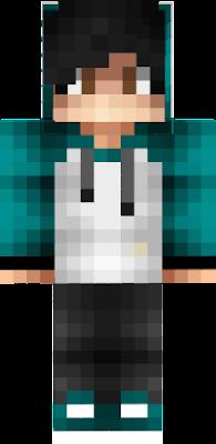 Olá, Baixe minha skin nova e coloque no teu minecraft original ou se for pirata como craftlandia launcher.