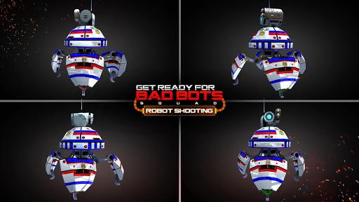 US Police Robot Squad u2013 Future Robot Shooting Game 2.0.1 screenshots 1