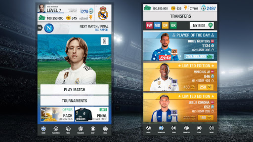 PRO Soccer Cup 2019 Manager 8.51.100 screenshots 11