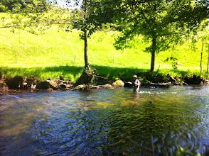 Photo: Fliegenfischer Ausflug Schönau