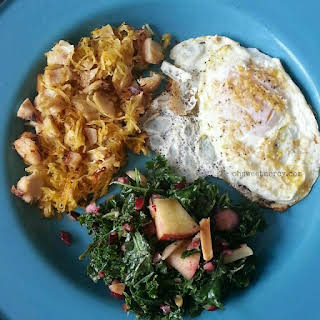 Low Carb Turkey Hash - Thanksgiving Leftover Love.