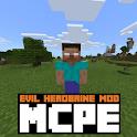 Evil Herobrine mod for MCPE icon
