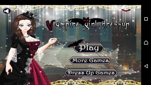 Vampire dress up