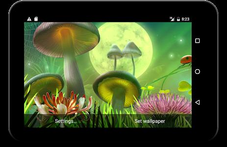 Nature live wallpaper v1.0
