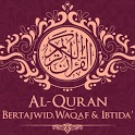 Al-Quran Tajweed, Color Coded icon