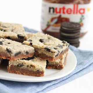 Double Nutella Oreo Cookies.