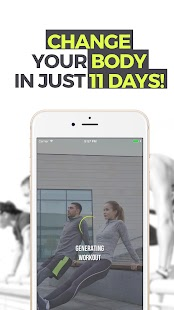 11-Fit - fit in 11 days- screenshot thumbnail