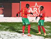 Sakala schenkt Oostende thuiszege tegen Kortrijk in de sneeuw