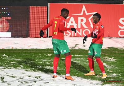 Zambiaan Sakala voelt zich zowaar kiplekker in de sneeuw: KVO schaatst naar derde zege in vier thuismatchen