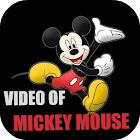 Video of Mickey Mouse icon
