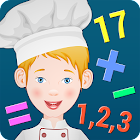 Kinder Koch- lehren Mathematik icon