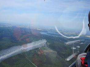 Photo: Auch hier: voraus liegt der Möhnesee