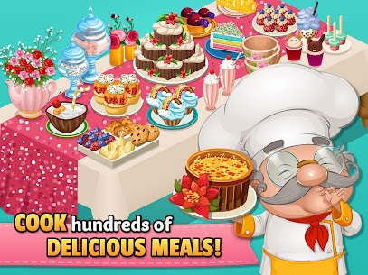 Cafeland MOD Apk (Unlimited Money) 10