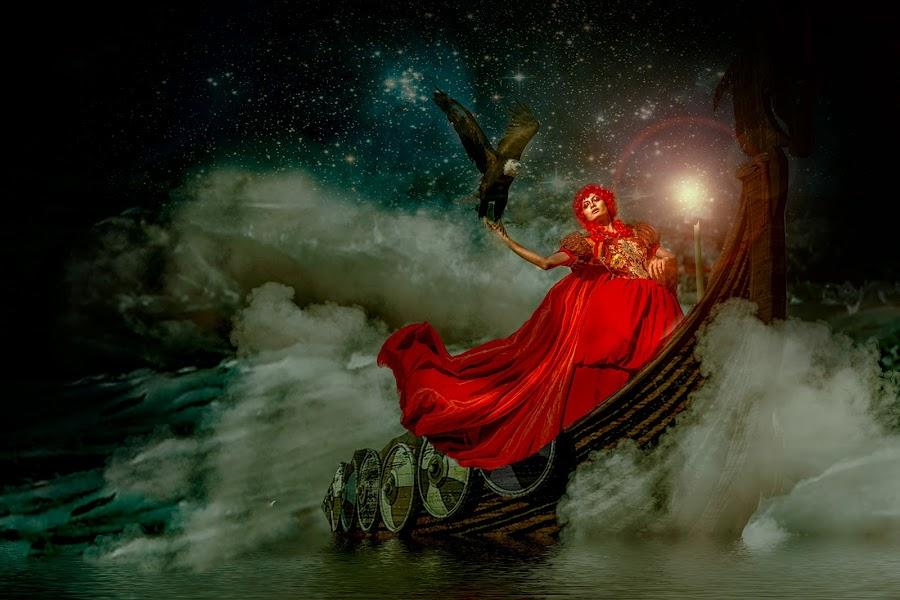 sailing by Julianto Soeroso - Digital Art People